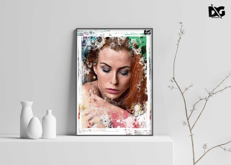 Photo Effect Template