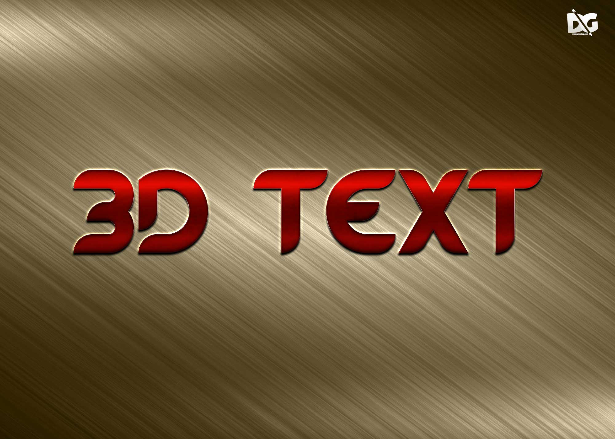 photoshop text effects 2017