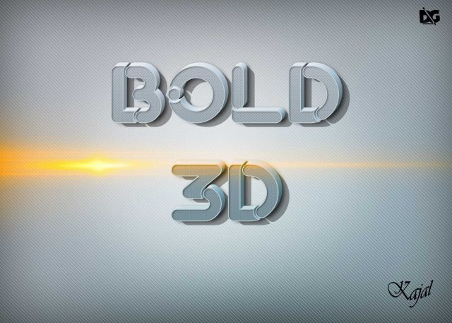 Stone Age PSD Text Effect
