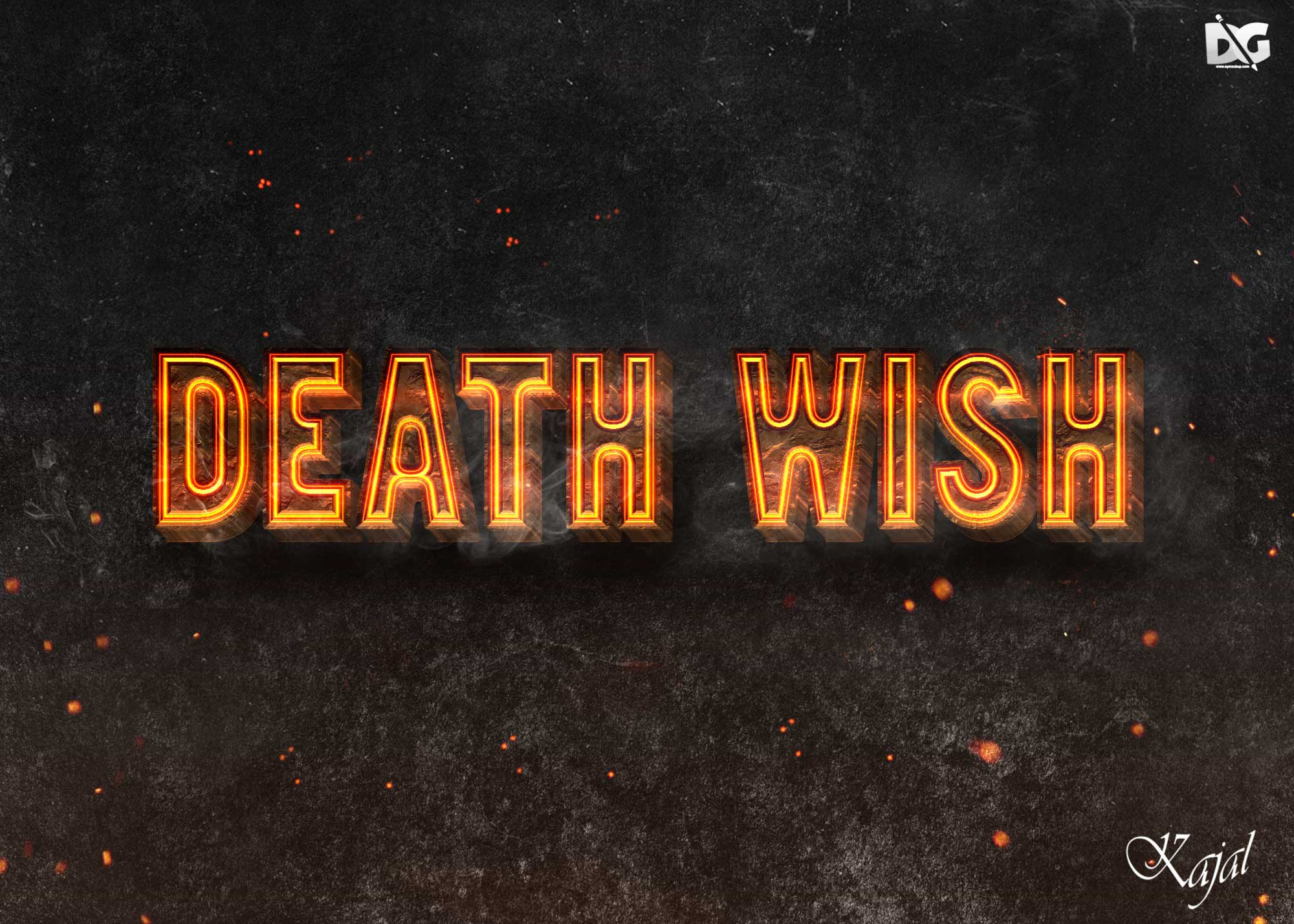 Text Effects PSD Download