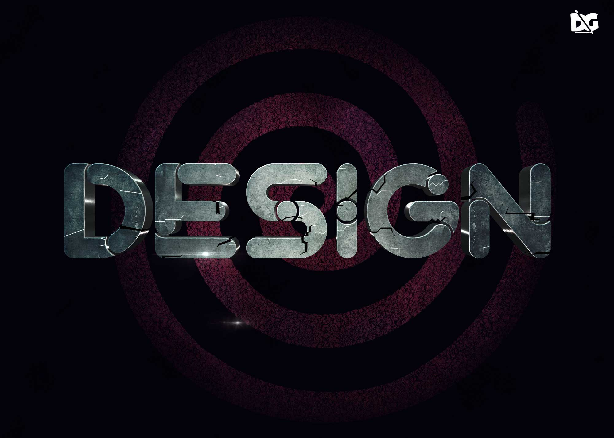 Text Effect PSD