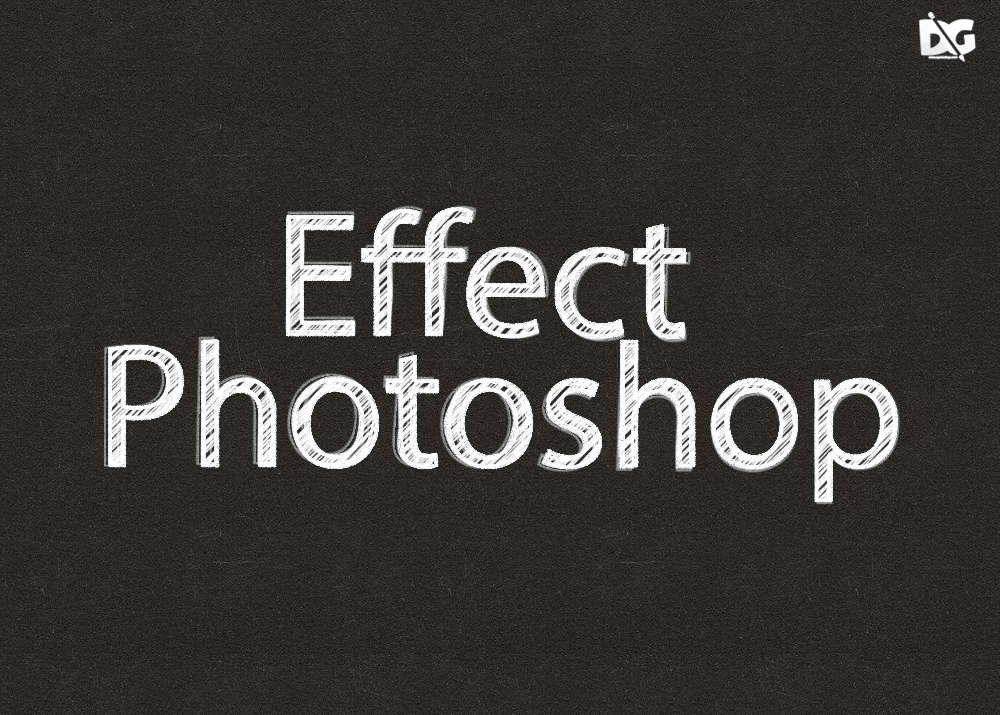 Cool Text Effects PSD With Shadows