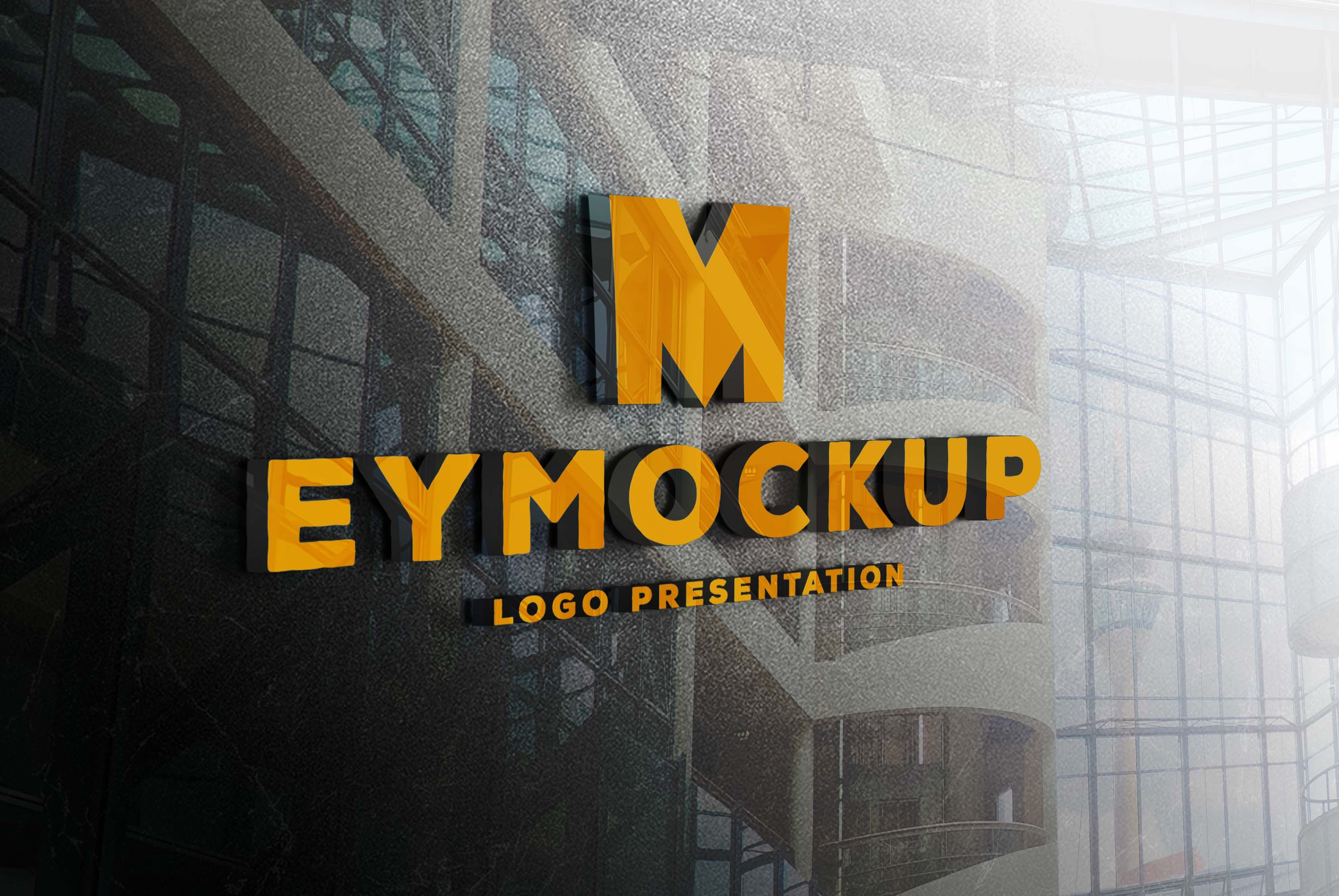 Awesome 3D Look Mock-up 2018