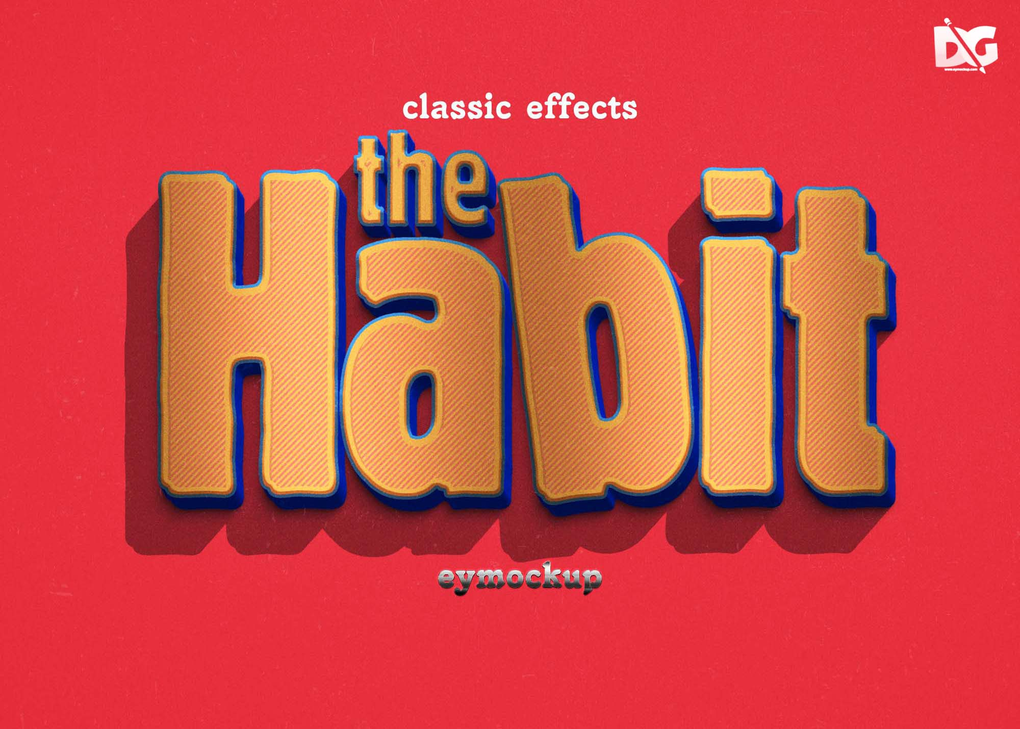 Free Best Retro Text Effects