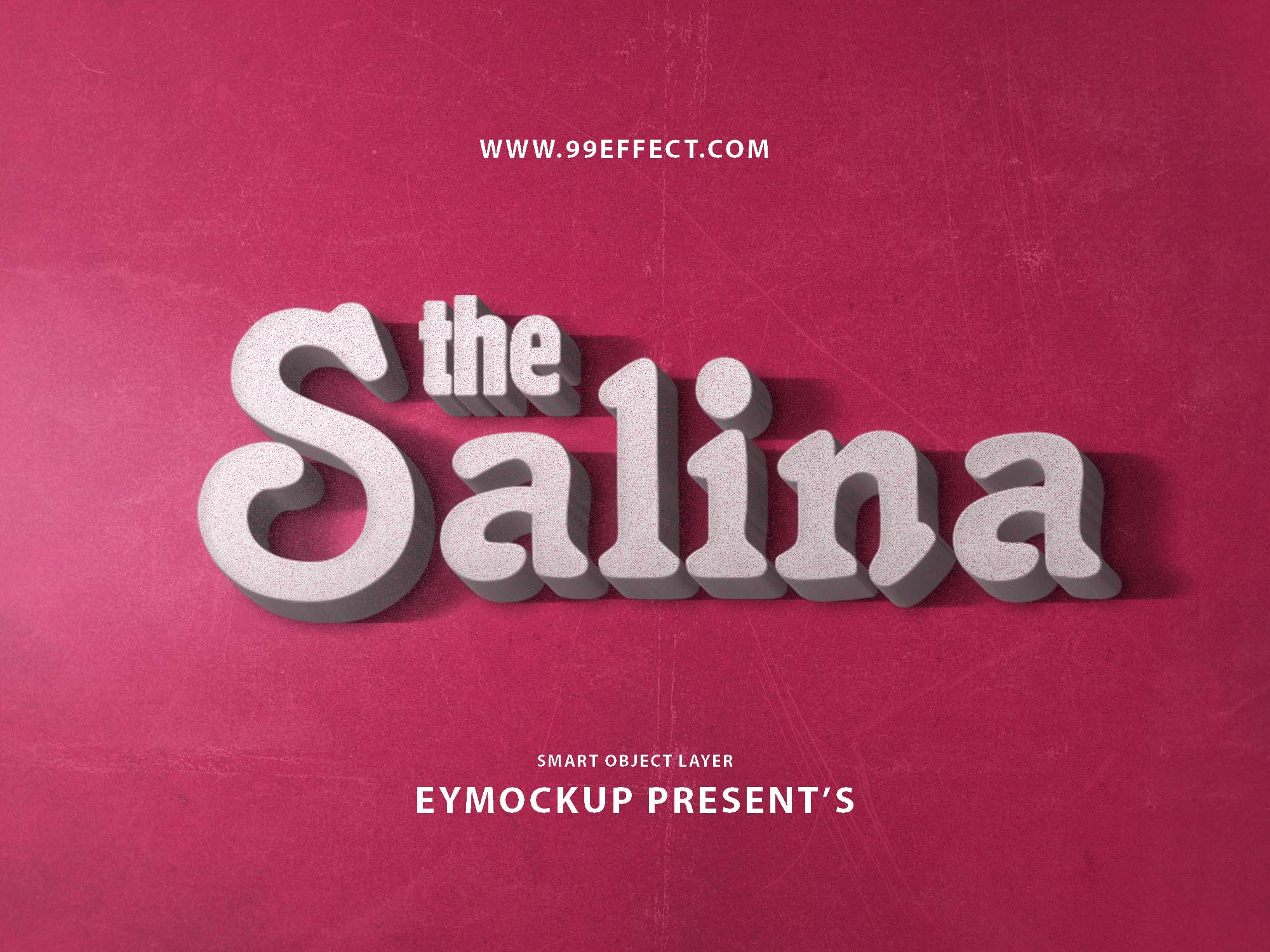 Free Salina Text Effects 2017