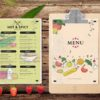 Road Side Hot Chilli House PSD Template