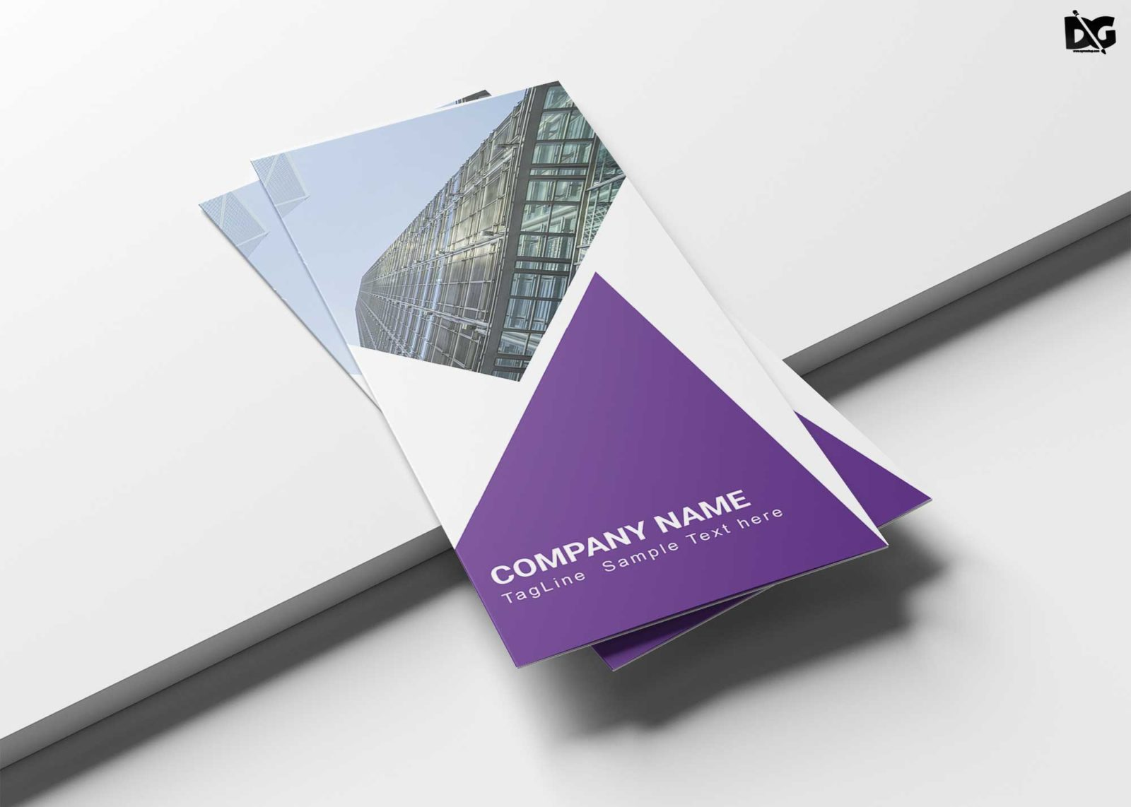 Marketing Business Tri-Fold Brochure Design Templates