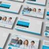 Medical Postcard Design Template