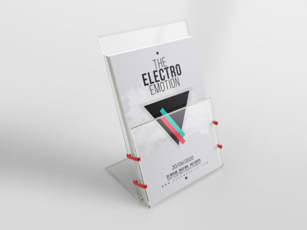 Electron Shape Flyer