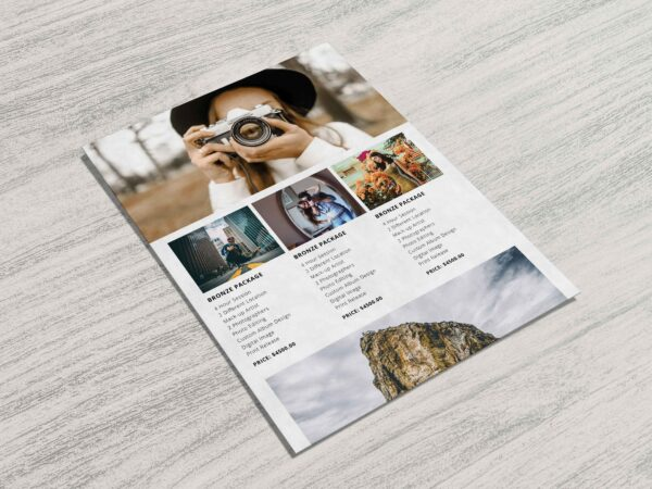 Creative Photography Flyer