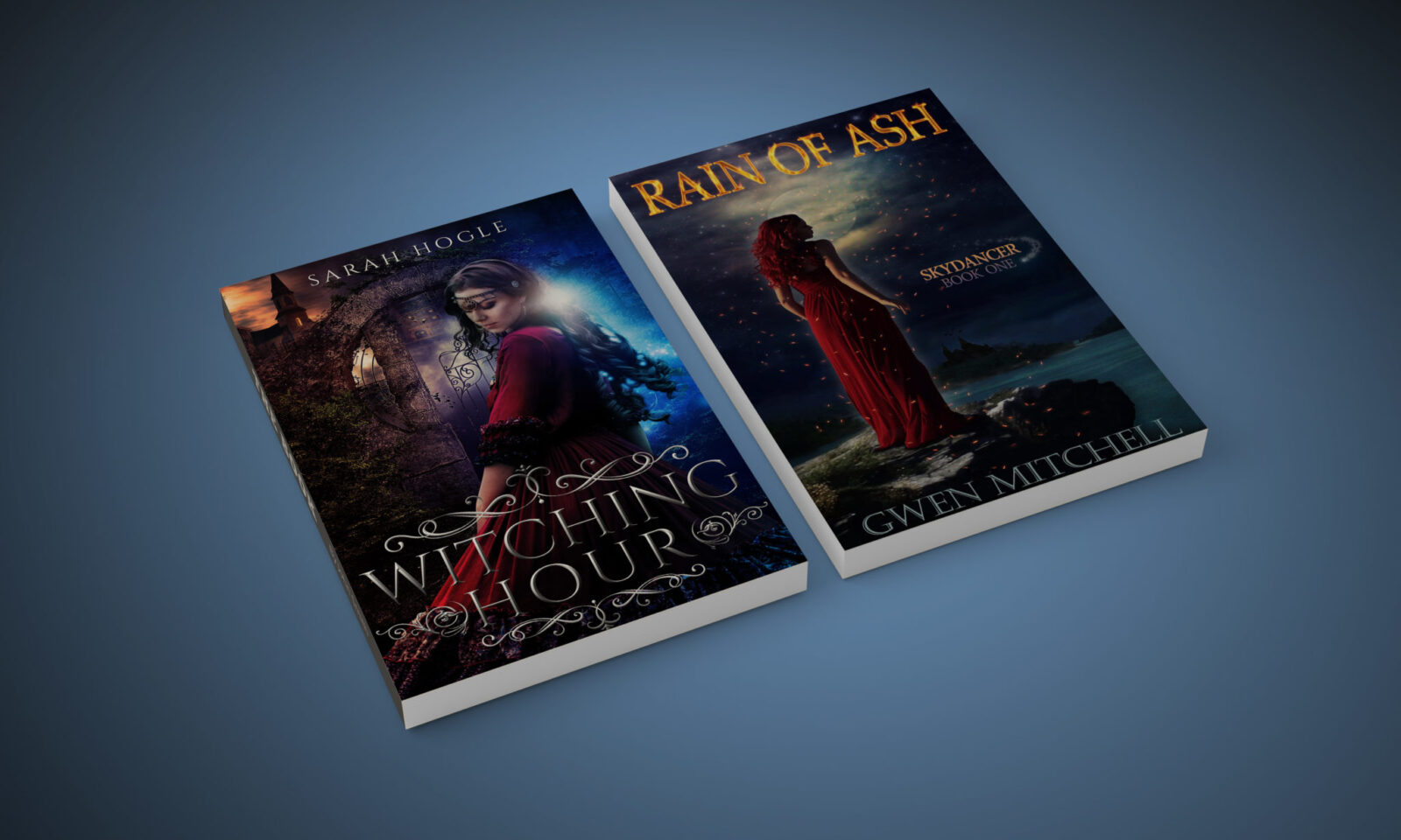 Thrilling Book Cover Mockup
