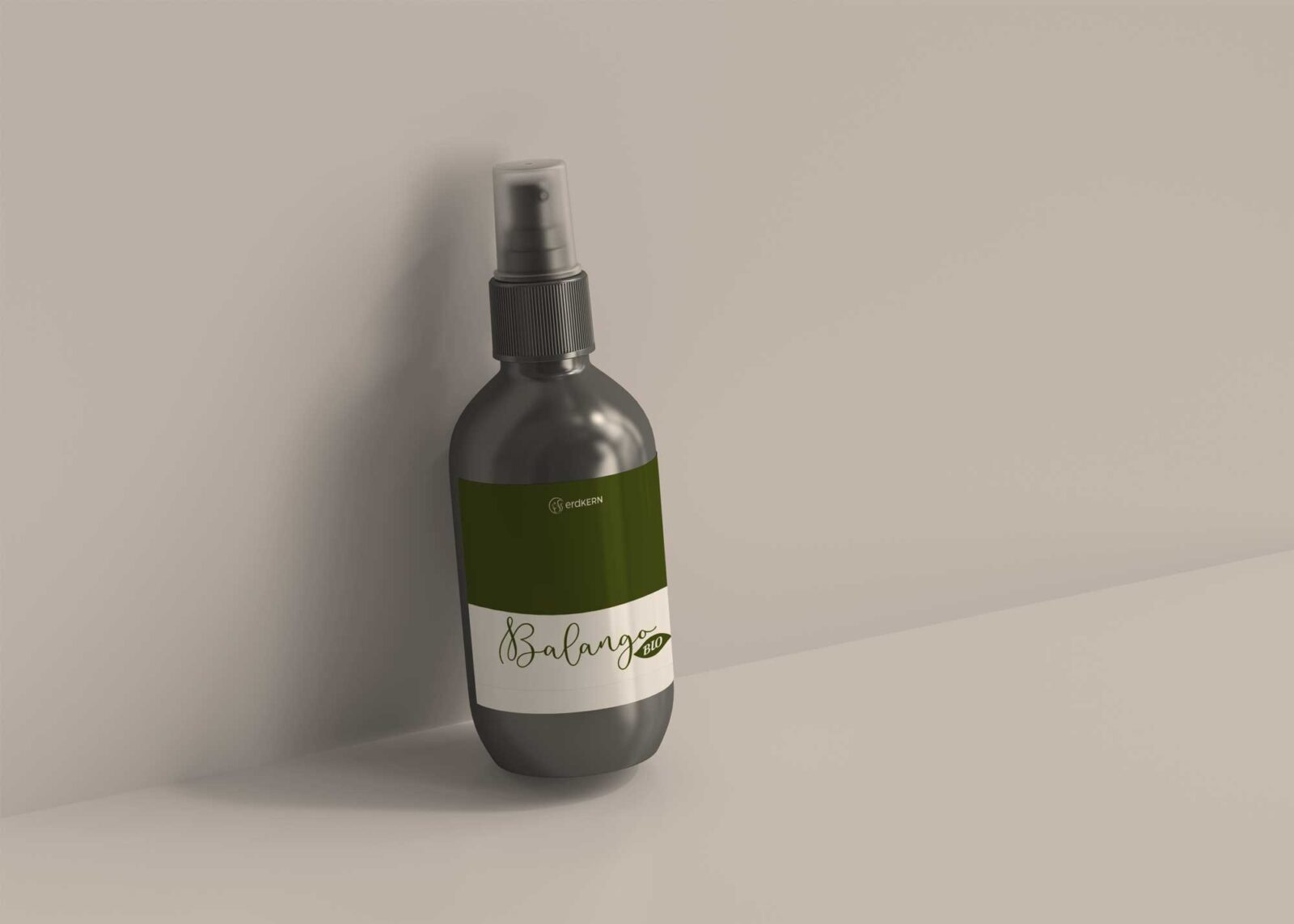 Premium Gel Bottles Mockup