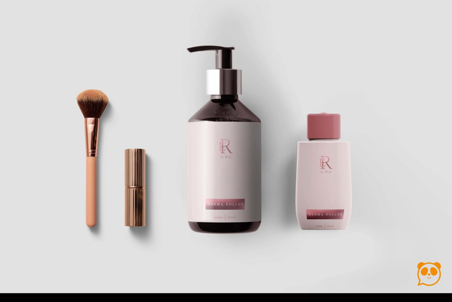 Latest Cosmetic Branding Mockup