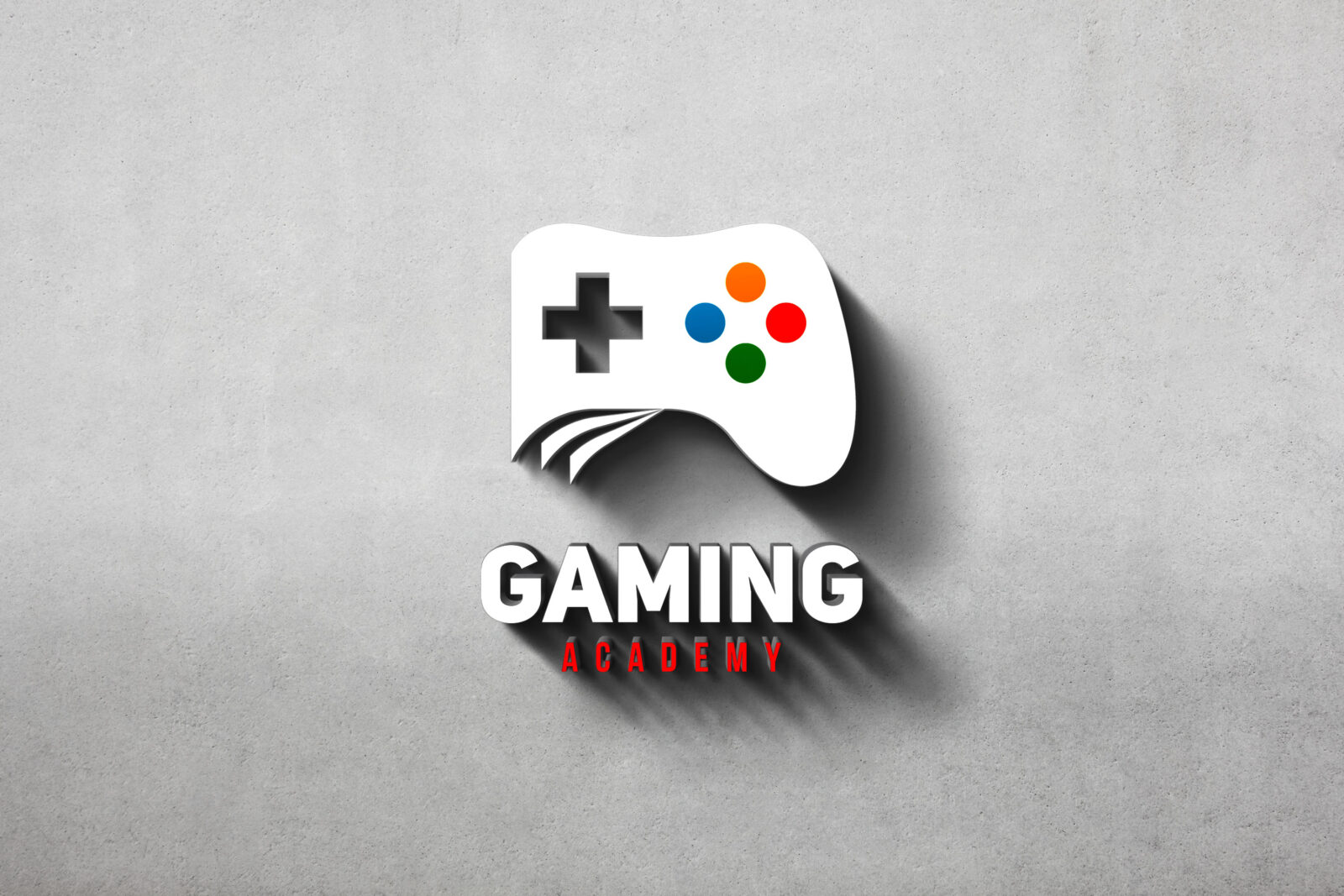 Game Logo PSD